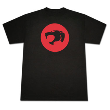 Thundercat Classics on Thundercats Classic Red Logo T Shirt For Only    14 59 At