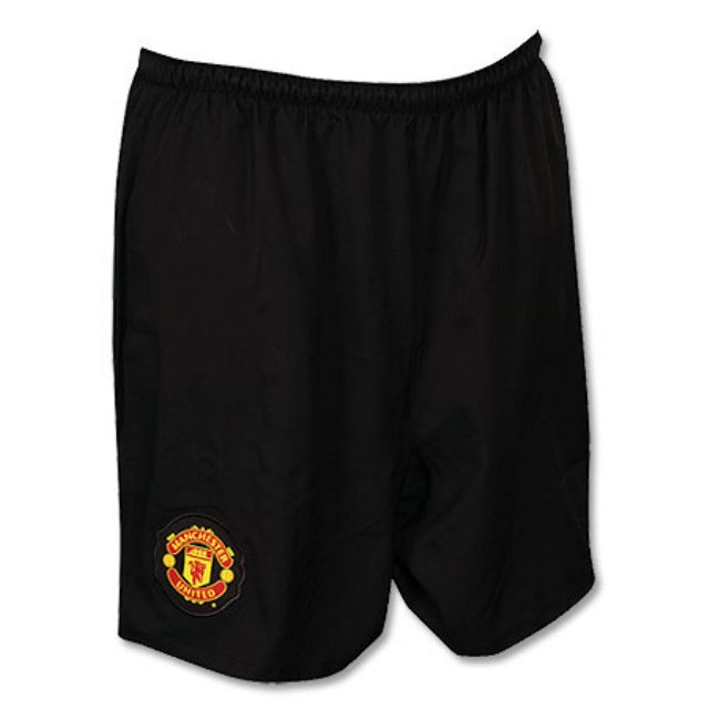 Manchester UTD Home/Away 2009/10 Shorts - MerchandisingPlaza - Manchester United - Short - Soccer - ID 13233 :  sports manchester united nike manchester utd homeaway 200910 shorts