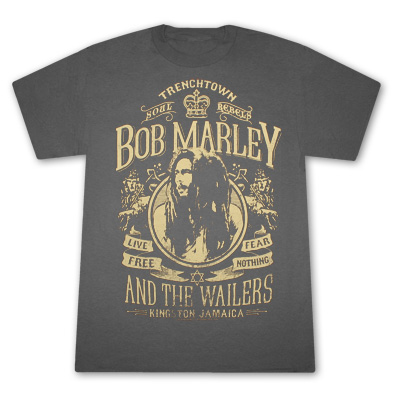 Fashion Merchandising on Bob Marley Slim Fit T Shirt For Only    18 77 At Merchandisingplaza