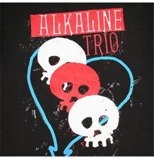 Alkaline Trio Tee Shirt