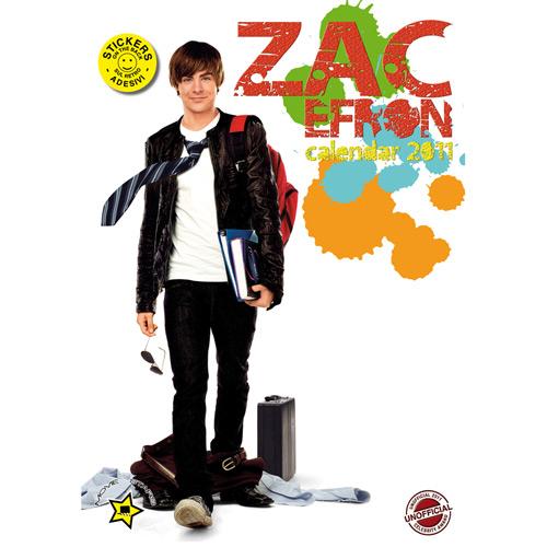 zac efron 2011 calendar pictures. Zac Efron Calendar 2011