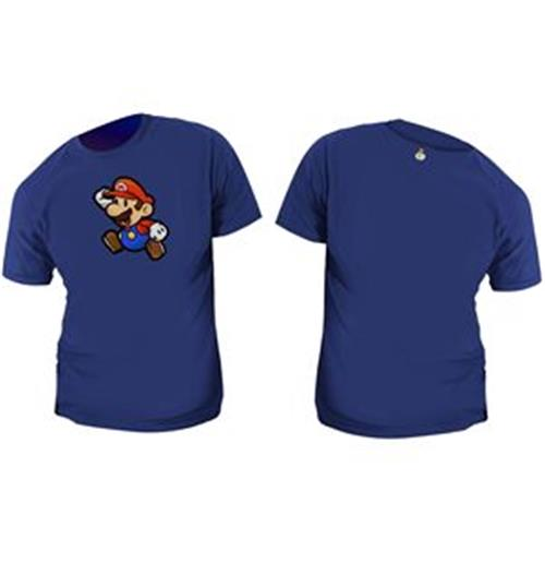 Super Mario Bros - Mario T-shirt - MerchandisingPlaza - Supermario - T-shirt - Video games - ID 6658 :  super mario bros mario tshirt supermario tshirt video games