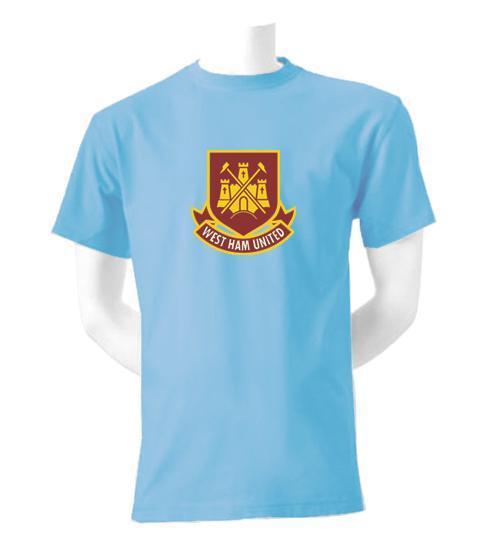 West t-shirt - MerchandisingPlaza - West Ham - T-shirt - Soccer - ID 871 :  sports west ham fruit of the loom west tshirt