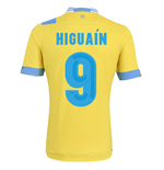 2013-14 Napoli Authentic 3rd Shirt (Higuain 9)