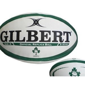Ireland Rugby Ball Replica
