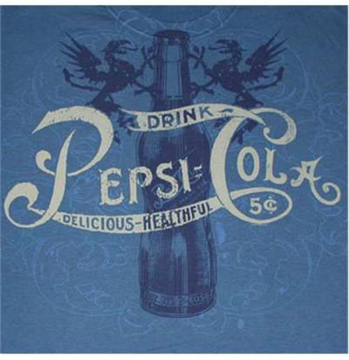 Official Pepsi Cola Drink Pepsi T Shirt: Buy Online On Offer
