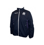 2013-14 Scotland Macron Showerproof Jacket (Navy) - Kids