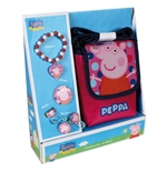 Peppa Pig Bag with Accessories