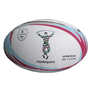 Harlequins Rugby Ball Supporter