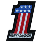 Harley Davidson Patch 107163