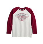 Harley Davidson Long Sleeves T-shirt 107384