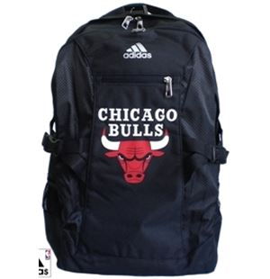 Official Chicago Bulls Backpack 107436  Buy Online on Offer 49a70b129a4d