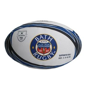 Bath Rugby Ball - Supporter