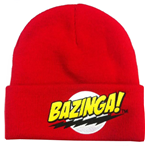 The Big Bang Theory Beanie Bazinga