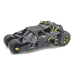 Batman Begins Hot Wheels Diecast Model 1/18 Batmobile Tumbler 23 cm