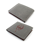 The Elder Scrolls V Skyrim Wallet Tri-Fold Dragonborn
