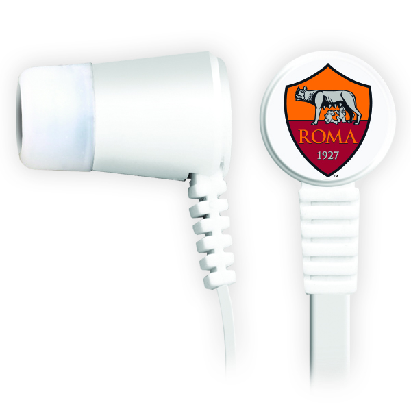 AS Roma Earbuds with remote and mic