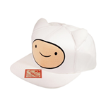 Adventure Time Jerry Snap Back Baseball Cap Big Face Finn