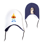Adventure Time Ski Beanie Reversible Gunter Ice King