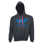 BUDWEISER Great American Lager Hooded Sweatshirt