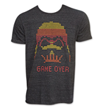 Men's STAR WARS Game Over Junk Food Brand Tee Shirt