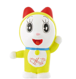 Doraemon Mini Figure Dorami Happy 7 cm