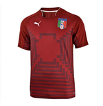 2014-15 Italy World Cup Goalkeeper Shirt (Red)