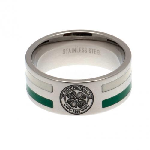 Celtic F.C. Colour Stripe Ring Large