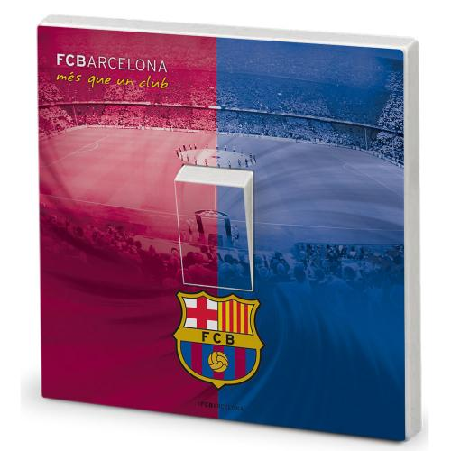 F.C. Barcelona Light Switch Skin