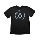 ASSASSINS CREED 4 Animus Crest Large T-Shirt