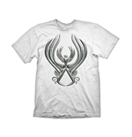 ASSASSINS CREED 4 Hashshashin Crest Small T-Shirt