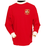 MANCHESTER UTD 1963 Retro Football Shirts