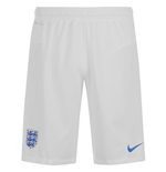 2014-15 England Nike Home Shorts (White) - Kids