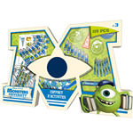 DISNEY Pixar Monsters University Activities Set
