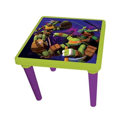 Peachy Teenage Mutant Ninja Turtles Tmnt My First Activity Table Chair Set With Creativity Kit 35 Pcs Ibusinesslaw Wood Chair Design Ideas Ibusinesslaworg