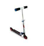 THE AMAZING SPIDER-MAN Foldable 2 Wheels Kids Scooter
