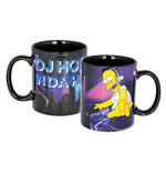 Simpsons Mug DJ Homey