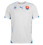 2014-15 Slovakia Home Puma Football Shirt