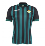 2013-14 Real Betis Away Macron Football Shirt