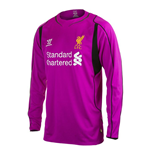 2014-15 Liverpool Home Long Sleeve Goalkeeper Shirt
