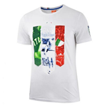 2014-15 Italy Puma Badge Tee (White)