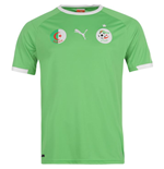 2014-15 Algeria Away World Cup Football Shirt