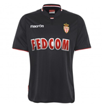 2013-14 Monaco Away Macron Football Shirt