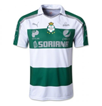 2013-14 Santos Laguna Home Football Shirt