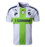 2013-14 Santos Laguna Away Football Shirt