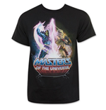 He-Man: Masters Of The Universe Men's Good VS Evil Tee Shirt