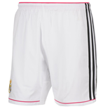 2014-15 Real Madrid Adidas Home Shorts