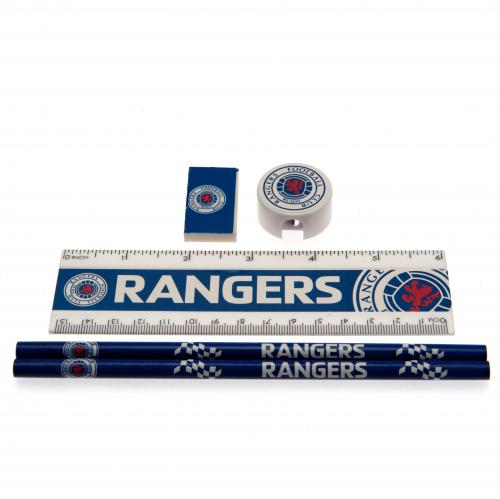 Rangers F.C. Core Stationery Set