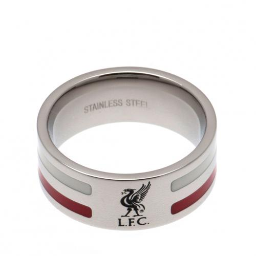 Liverpool F.C. Colour Stripe Ring Small