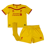 2014-15 Liverpool Away Baby Kit